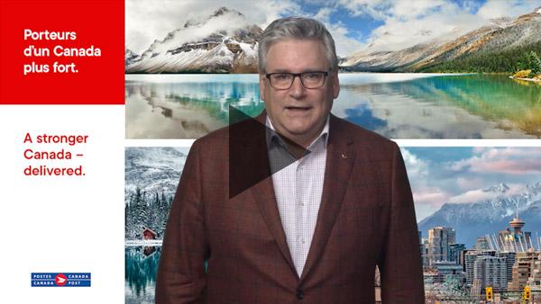Lisez la Mise à jour du PDG et regardez la vidéo sur cette distinction qui salue Postes Canada comme l'une des 50 meilleures entreprises citoyennes.